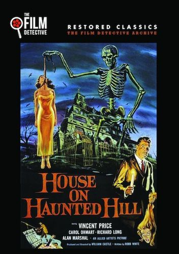 House on Haunted Hill [DVD] [1958] 32372078
