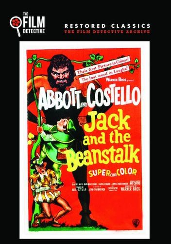 Jack and the Beanstalk [DVD] [1952] 32372087