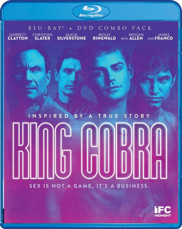King Cobra [Blu-ray] [2 Discs] [2016] 32374559