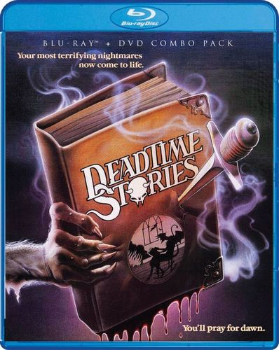 Deadtime Stories [Blu-ray/DVD] [2 Discs] [1986] 32374604