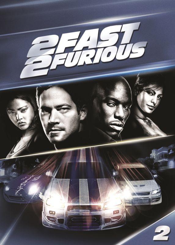 2 Fast 2 Furious [DVD] [2003] 32375222
