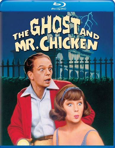 The Ghost and Mr. Chicken [Blu-ray] [1966] 32384232