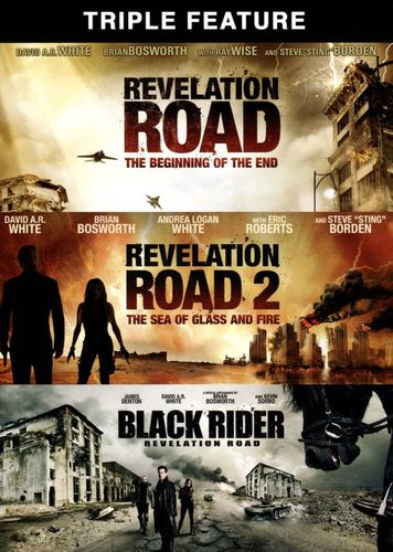 Revelation Road: The Beginning of the End/Revelation Road 2: The Sea of Glass and Fire [DVD] 32384328