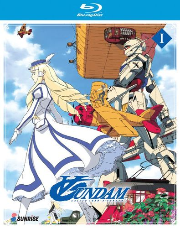 Turn A Gundam: Collection 1 [Blu-ray] [3 Discs] 32390176