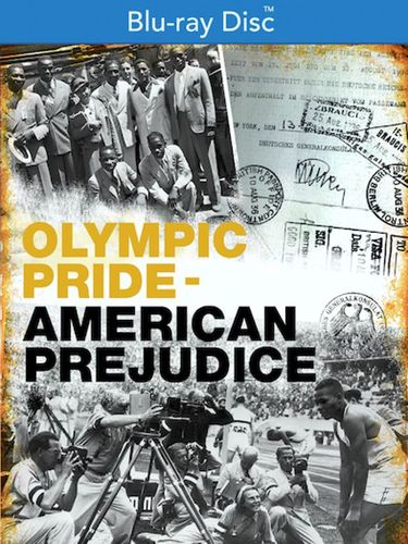 Olympic Pride, American Prejudice [Blu-ray] [2016] 32396431