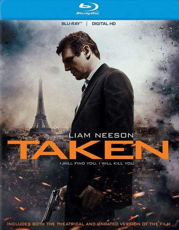 Taken [Blu-ray] [2008] 3240026