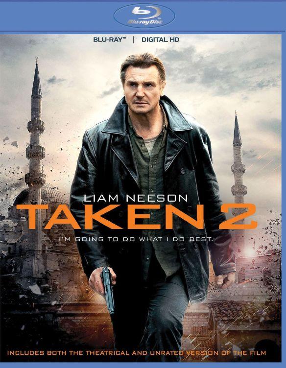 Taken 2 [Blu-ray] [2012] 3241025