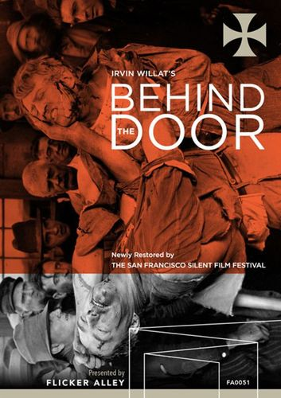 Behind the Door [Blu-ray] [1919] 32420508