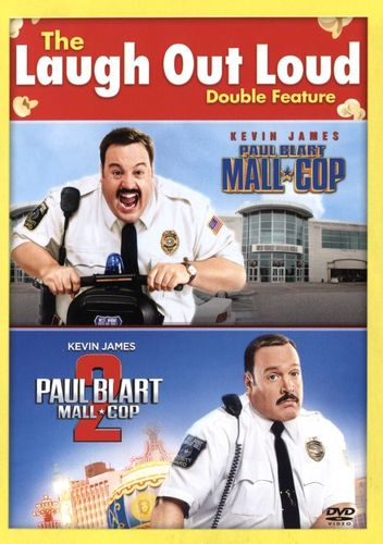 Paul Blart: Mall Cop/Paul Blart: Mall Cop 2 [DVD] 32423077
