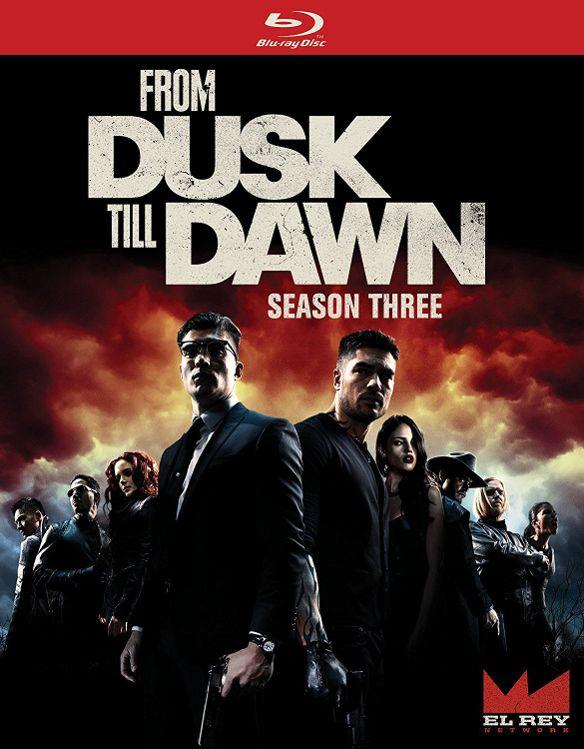 From Dusk Till Dawn: The Series - Season Three [Blu-ray] 32423137