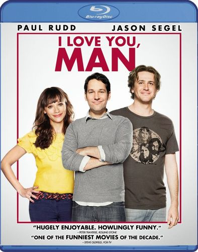 I Love You, Man [Blu-ray] [2009] 32429122
