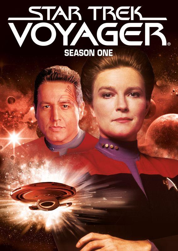 Star Trek: Voyager - Season One [5 Discs] [DVD] 32429282