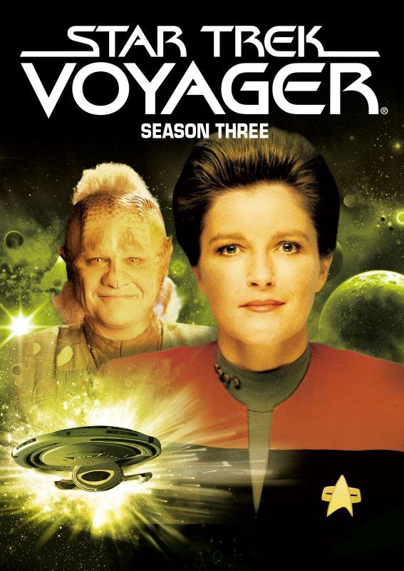 Star Trek: Voyager - Season Three [7 Discs] [DVD] 32429305