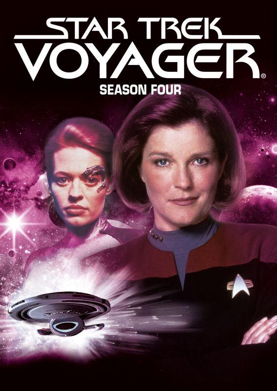 Star Trek: Voyager - Season Four [7 Discs] [DVD] 32429314