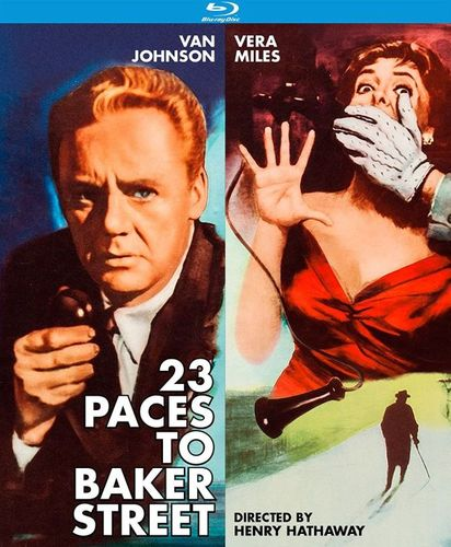 23 Paces to Baker Street [Blu-ray] [1956] 32431675