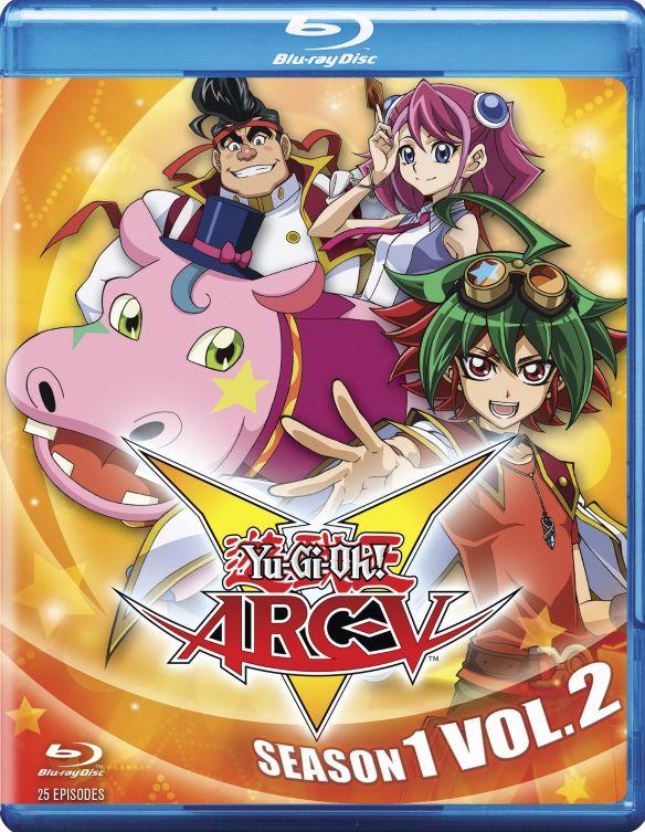 Yu-Gi-Oh! Arc-V: Season 1, Vol. 2 [Blu-ray] [3 Discs] 32434273