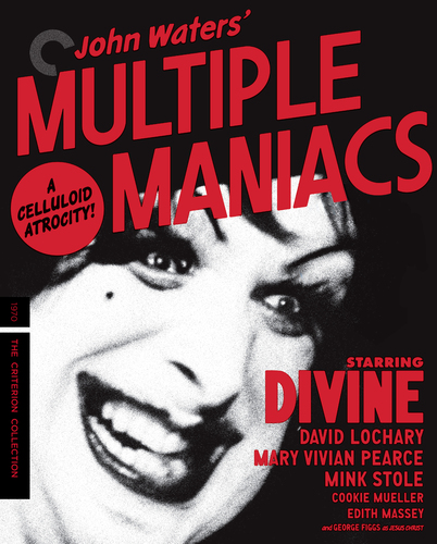 Multiple Maniacs [Criterion Collection] [Blu-ray] [1970] 32434563