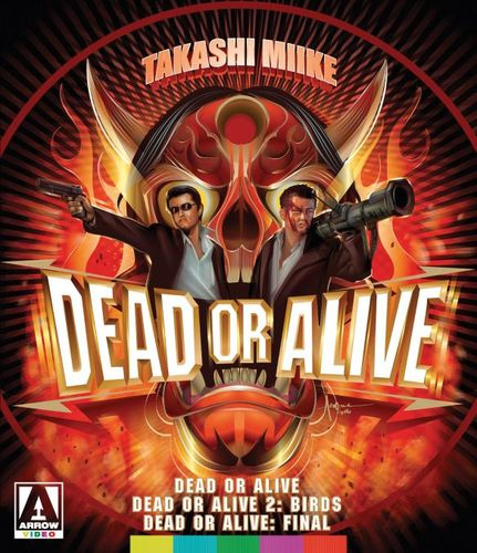 Dead or Alive Trilogy [Blu-ray] [2 Discs] 32434636