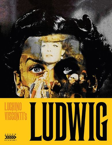 Ludwig [Limited Edition] [Blu-ray/DVD] [2 Discs] [1973] 32434709