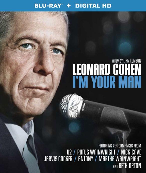 Leonard Cohen: I'm Your Man [Blu-ray] [2005] 32434809