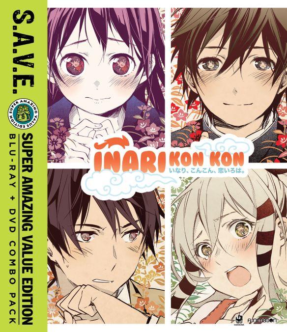 Inari Kon Kon: The Complete Series [S.A.V.E.] [Blu-ray] [4 Discs] 32448956