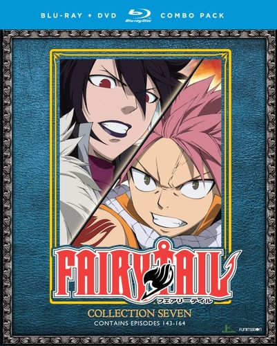 Fairy Tail: Collection Seven [Blu-ray/DVD] [8 Discs] 32448992
