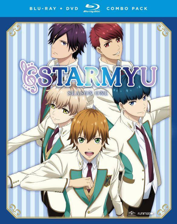 Starmyu: Season One [Blu-ray/DVD] [4 Discs] 32449036