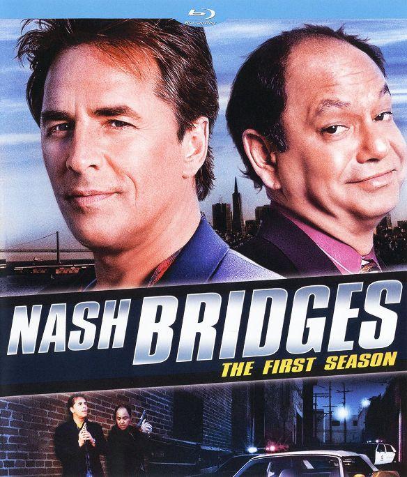 Nash Bridges: The First Season [Blu-ray] 32459917