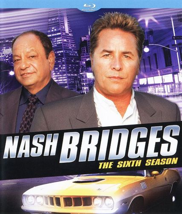 Nash Bridges: The Sixth Season [Blu-ray] 32459962