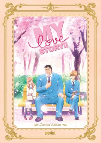 My Love Story! [Limited Edition [Blu-ray/DVD] [8 Discs] 32460193