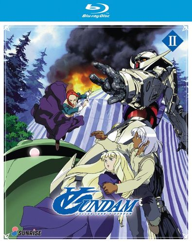 Turn A Gundam: Collection 2 [Blu-ray] [3 Discs] 32461524