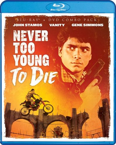 Never Too Young to Die [Blu-ray/DVD] [2 Discs] [1986] 32516173