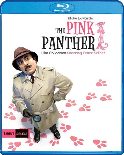 The Pink Panther: The Film Collection [Blu-ray] [6 Discs] 32516182