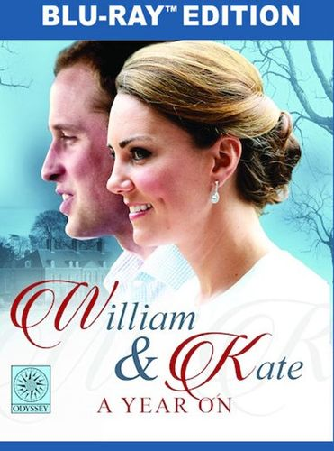 William & Kate: A Year On [Blu-ray] [2012] 32517613