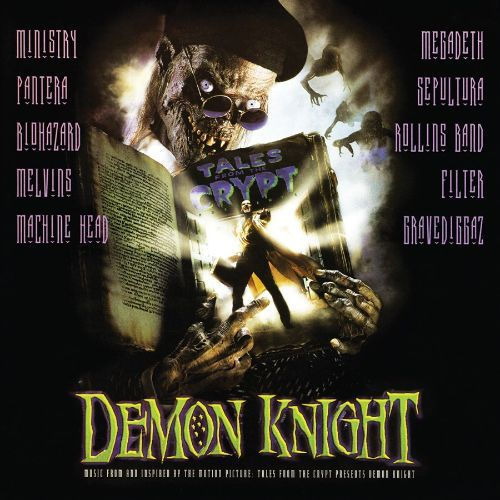 Tales From the Crypt Presents: Demon Knight [Original Motion Picture Soundtrack] [CD] 32525161