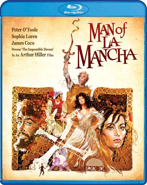 Man of La Mancha [Blu-ray] [1972] 32525335