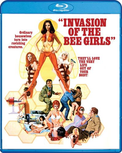 Invasion of the Beegirls [Blu-ray] [1973] 32525371