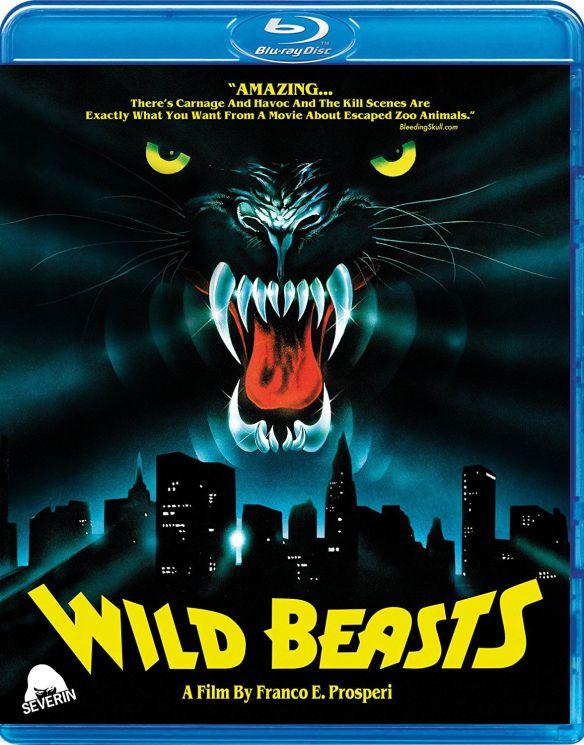 The Wild Beasts [Blu-ray] [1984] 32526494