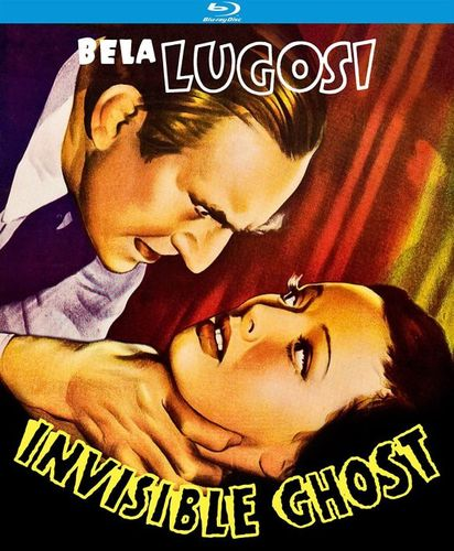 The Invisible Ghost [Blu-ray] [1941] 32527484