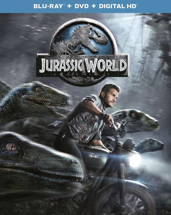 Jurassic World [Includes Digital Copy] [UltraViolet] [Blu-ray] [2 Discs] [2015] 32528645