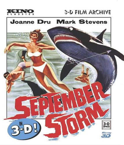 September Storm [Blu-ray] [1960] 32530344