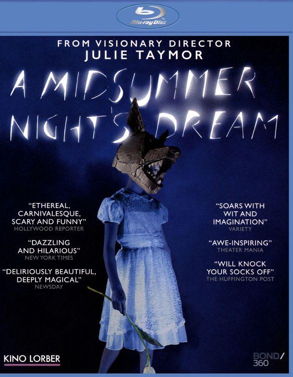 A Midsummer Night's Dream [Blu-ray] [2014] 32530362