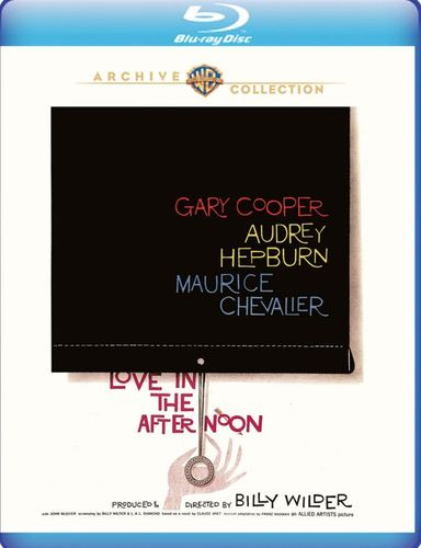 Love in the Afternoon [Blu-ray] [1957] 32539558