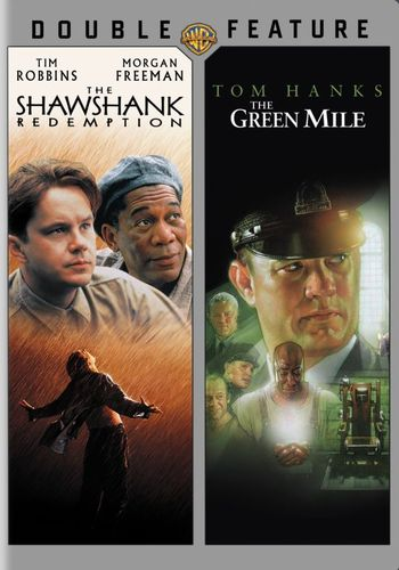 The Shawshank Redemption/The Green Mile [2 Discs] [DVD] 32540359