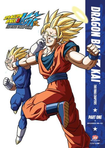 Dragon Ball Z Kai: The Final Chapters - Part One [DVD] 32551215