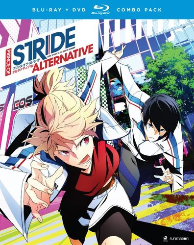 Prince of Stride: Alternative - The Complete Series [Blu-ray] 32551279
