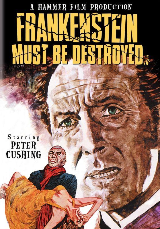 Frankenstein Must Be Destroyed [DVD] [1969] 32560842