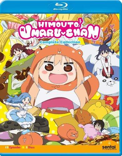 Himouto! Umaru-chan: The Complete Collection [Blu-ray] [3 Discs] 32561541
