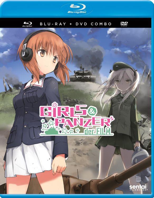 Girls und Panzer der Film [Blu-ray/DVD] [2 Discs] [2015] 32561605