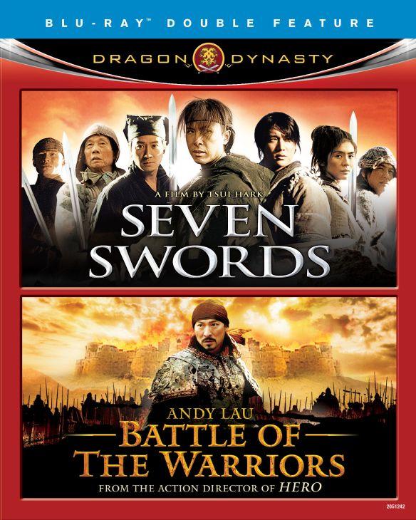 Seven Swords/Battle of Warriors [Blu-ray] [2 Discs] 32565248